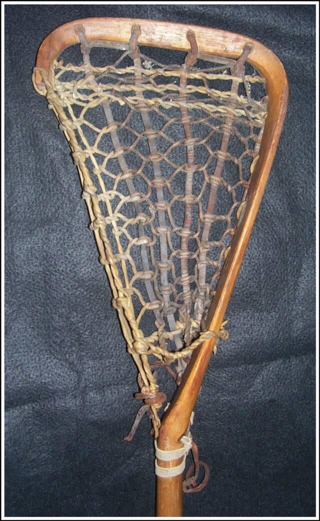 Putting Together Lacrosse Sticks Old